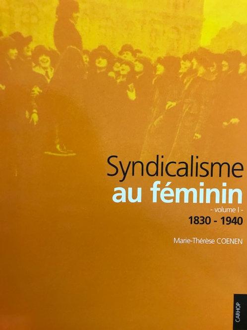 Syndicalisme au féminin