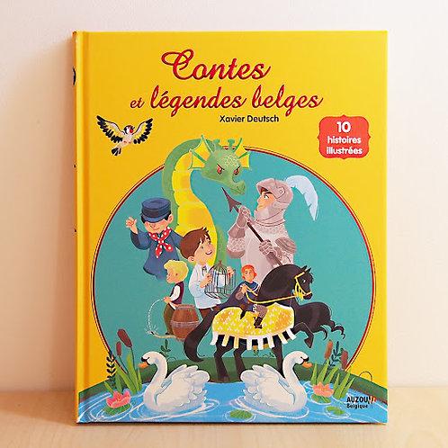 Contes et légendes belges