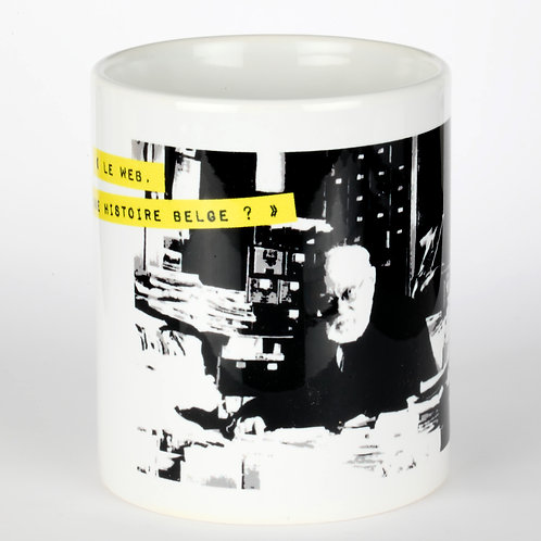 Mug / Paul Otlet