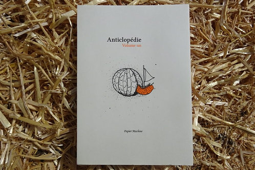 Anticlopédie, vol. Un