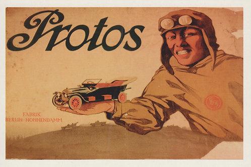Carte postale / Protos