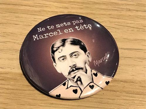 Magnet / Ne te mets pas Marcel en tête