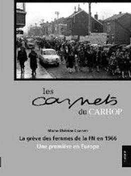 Les carnets du carhop : La grève des femmes de la FN en 1966
