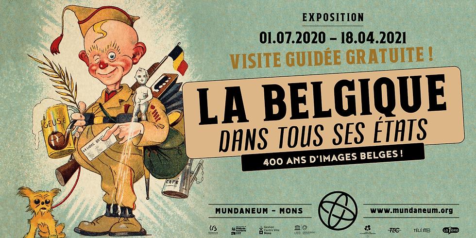 Dimanche belge ! Visite guidée au prix d'une entrée