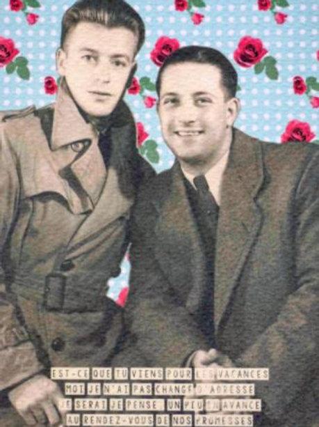 Carte postale / David & Jon