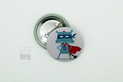 Badge / Dragon Super Doudou