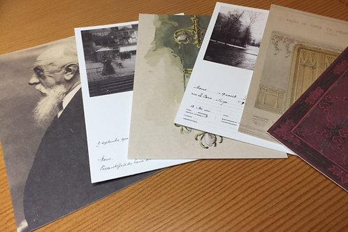Carte postale / Maison Losseau