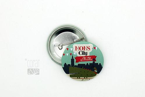 Badge / Mons'City