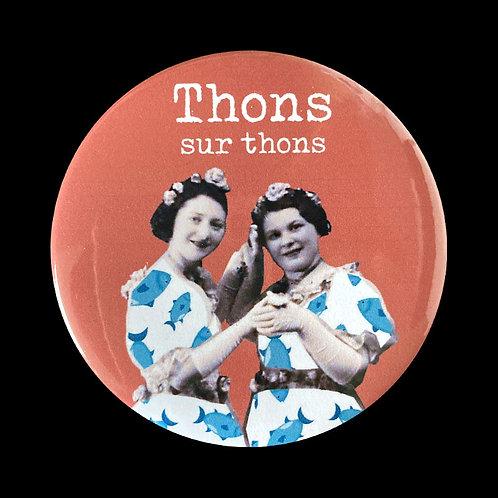 Magnet / Thons sur thons