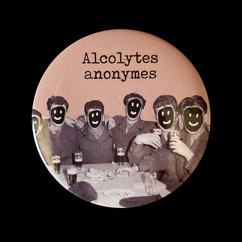 Magnet / Alcolytes anonymes