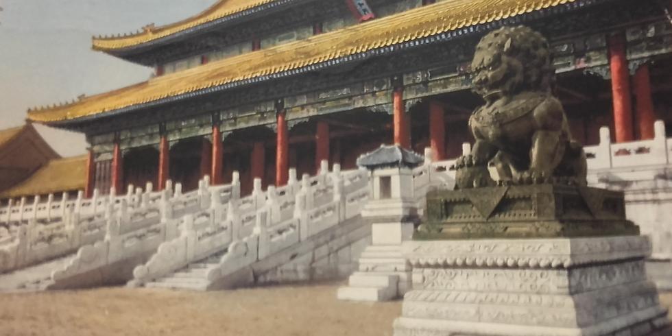 Atelier d'initiation à la langue et à la culture chinoise