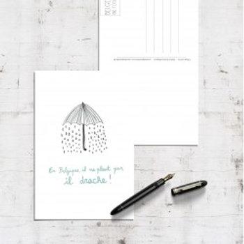 Carte postale / Drache