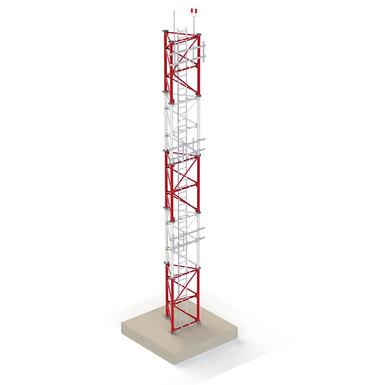 Frangible Tower (Glidepath, radio tower, FOD)
