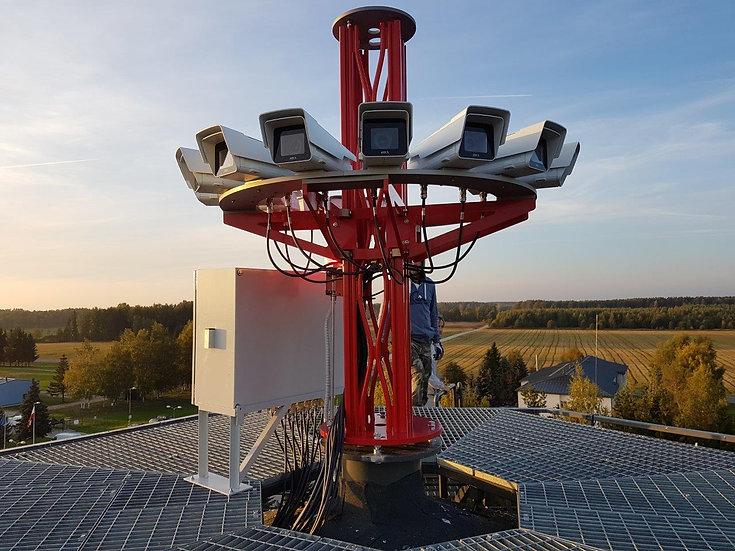 Surveillance and Communication Mast Systems