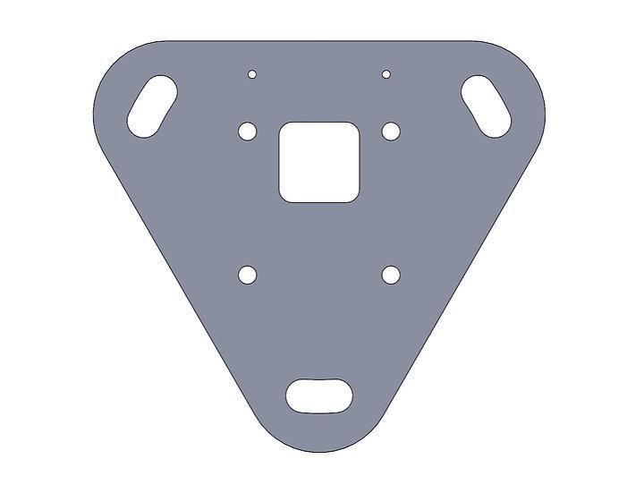 Base Plate Adapter 4412-3320