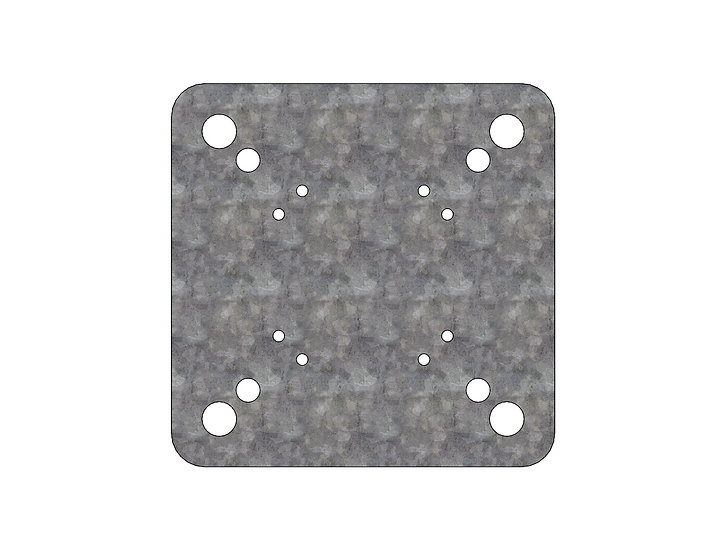 Base Plate 4420 FRS