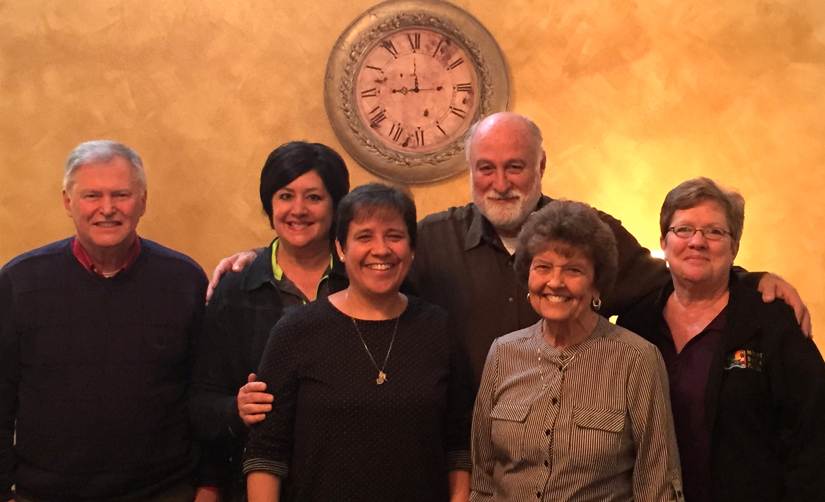Casa David's Board of Directors, USA