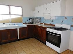 Casa David's kitchen