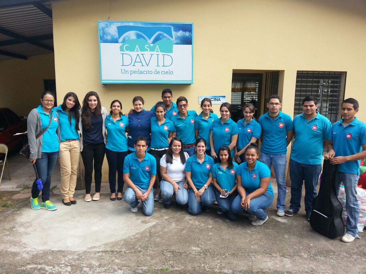 Friends of Casa David