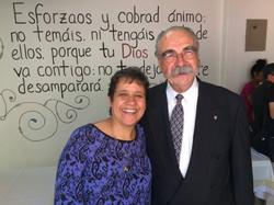 Dr. David Harms & Marvina Hooper