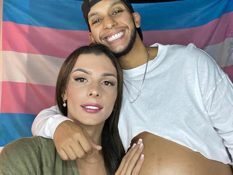 """""""En cualquier momento comienzan las contracciones"""": Danna Sultana sobre el nacimiento de su bebé"""