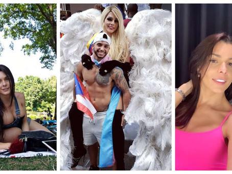 El novio de Danna Sultana también es trans y así se veía cuando era mujer