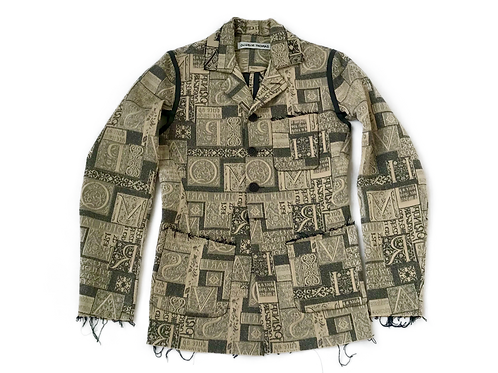 SS20 Work Jacket