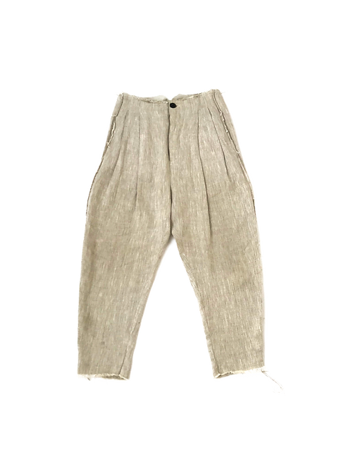 ARCHIVE - Cinch back trousers