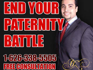 End your paternity battle