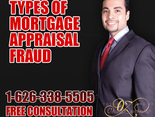Types of Mortgage Appraisal Fraud