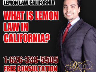 What is Lemon Law in California?