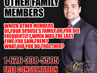 Other Family Members - Which Other Members Of Your Spouse's Family Do You See Frequently?