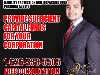 Provide Sufficient Capital Funds for Your Corporation