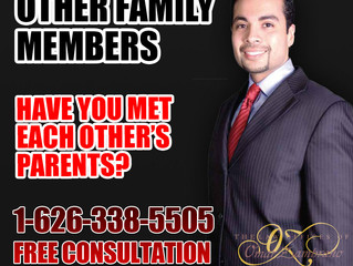 Other Family Members - Have You Met Each Other's Parents?