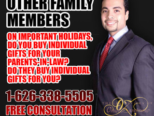 Other Family Members - On Important Holidays, Do You Buy Individual Gifts For Your Parents - In - La