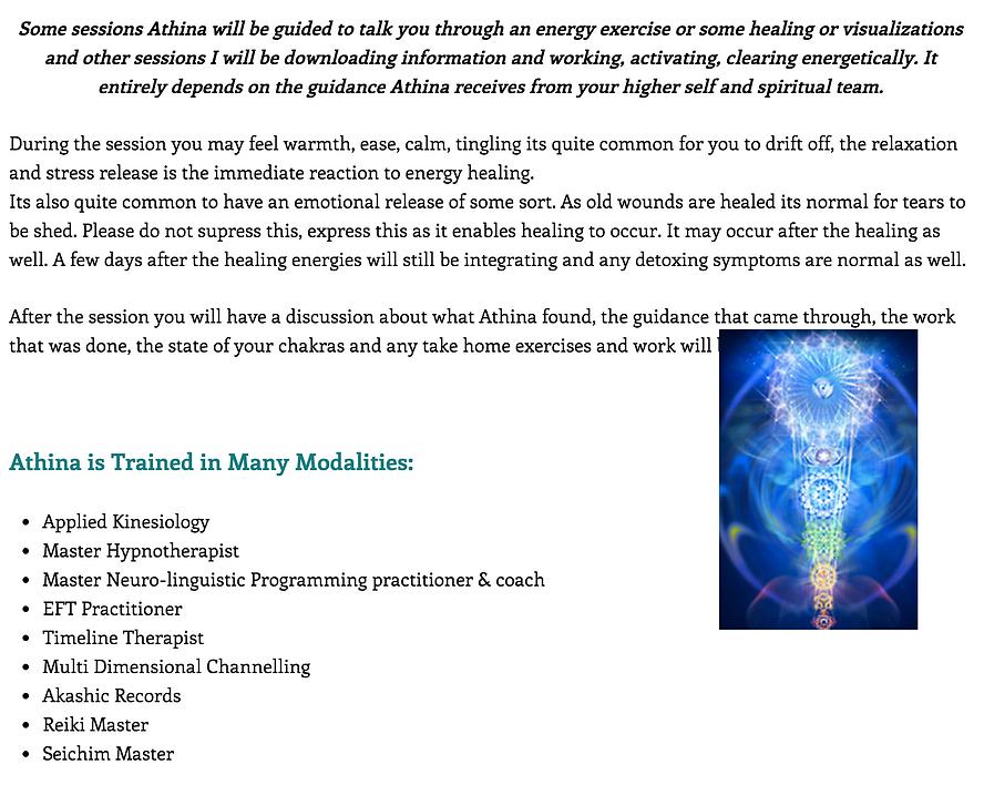 Athina Bailey | Spiritual Coach | Learn Reiki Sydney | Become a Reiki Practitioner | Reiki Training Sydney