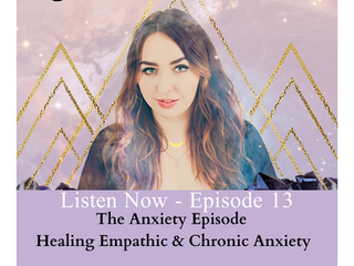 Healing Empathetic + Chronic Anxiety