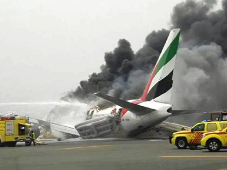 Emirates B777 crash was accident waiting to happen - The Australian