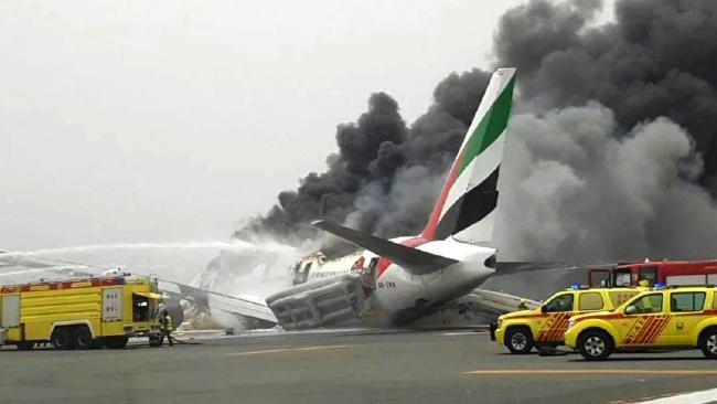 Emirates B777 crash was accident waiting to happen - The Australian