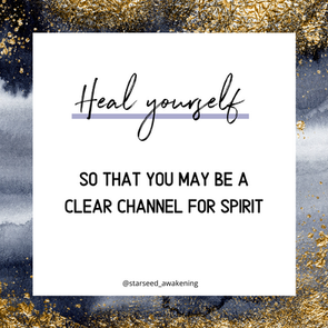 How often are you self healing?