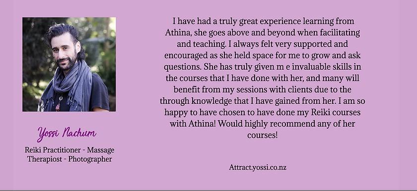 Athina Bailey | Spiritual Business Coach | Learn Reiki | Energy Healing | Learn Channelling | Sydney