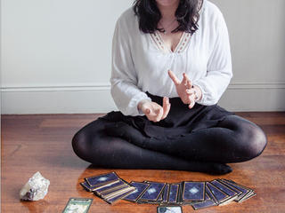 Seeing An Energy Healer