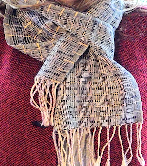 Bateman scarf