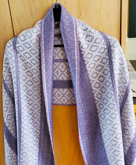 Morse shawl