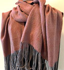 Linda B shawl