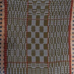 Example: Deflected Doubleweave Towel