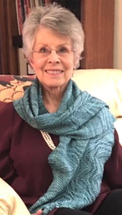 Karen w scarf