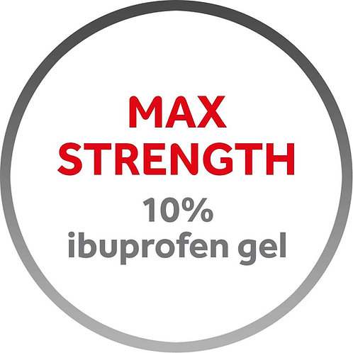 Nurofen Gel Joint and Back Ibuprofen, 40g 10%