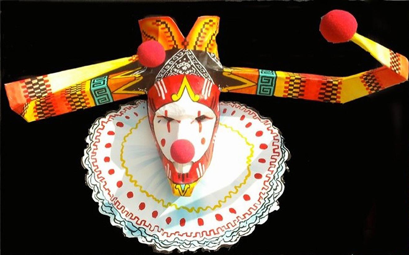 Payaso Mask