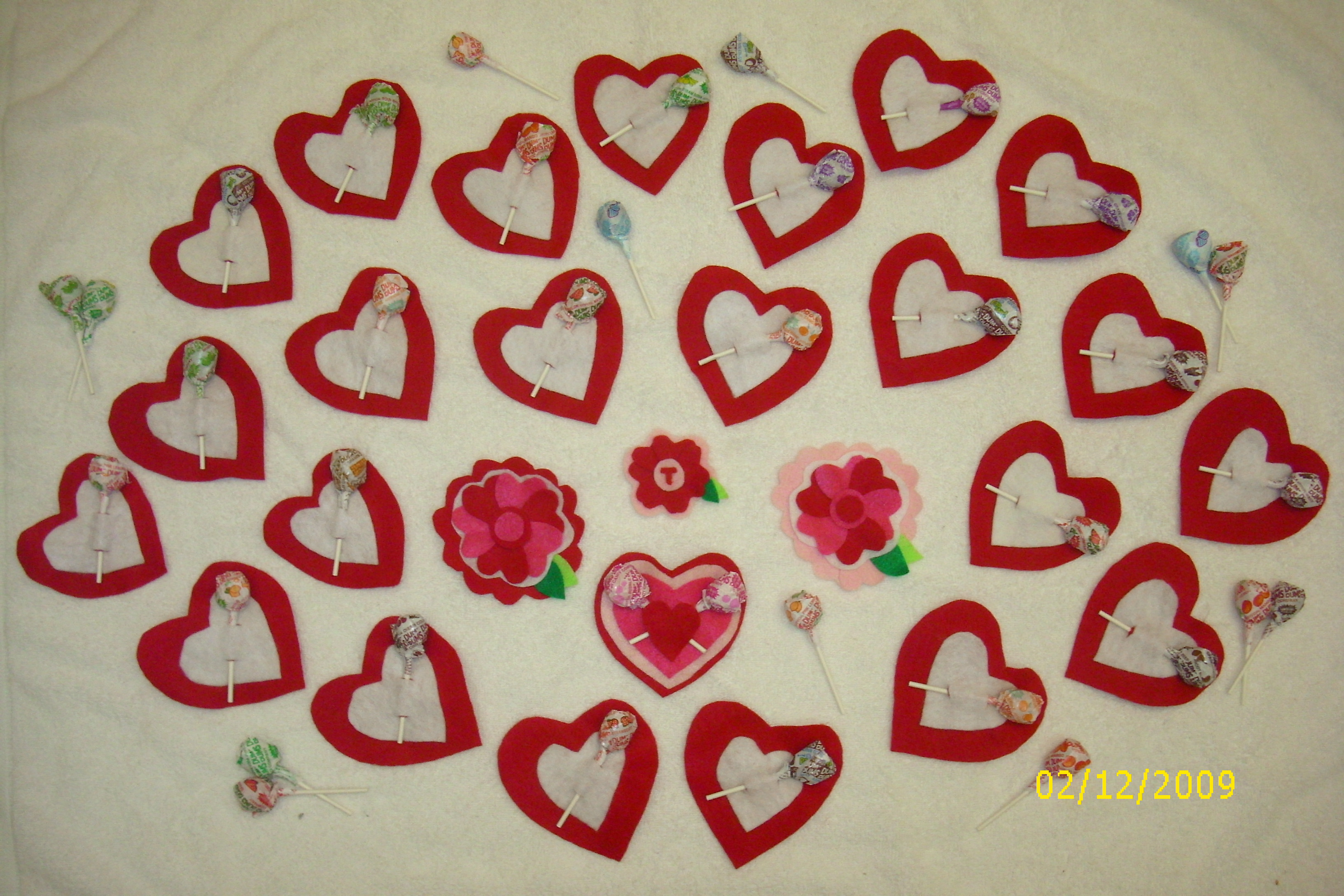 Valentine Day Favors